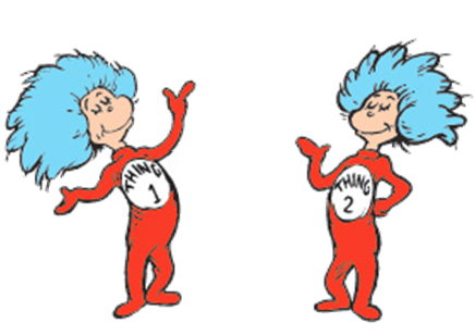Dr seuss thing 1 and thing 2 png. Image moviepedia wiki fandom