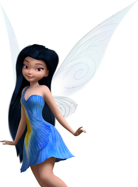 Png tinkerbell. Disney fairies silvermist pose