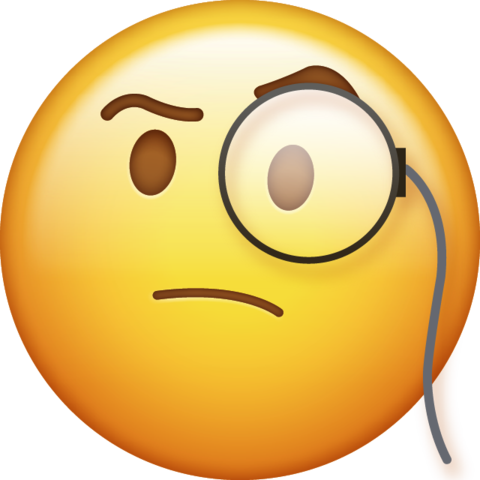 Thinking emoji hand png. New free download all