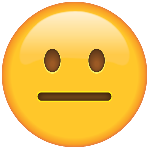 Thinking face emoji png. Download neutral island