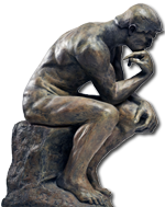 Thinking man statue png. Uncategorized harleysoccermom page image