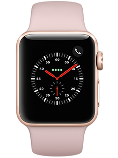 This is my favorite thing to watch.. Apple watch series mm