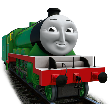 henry train png