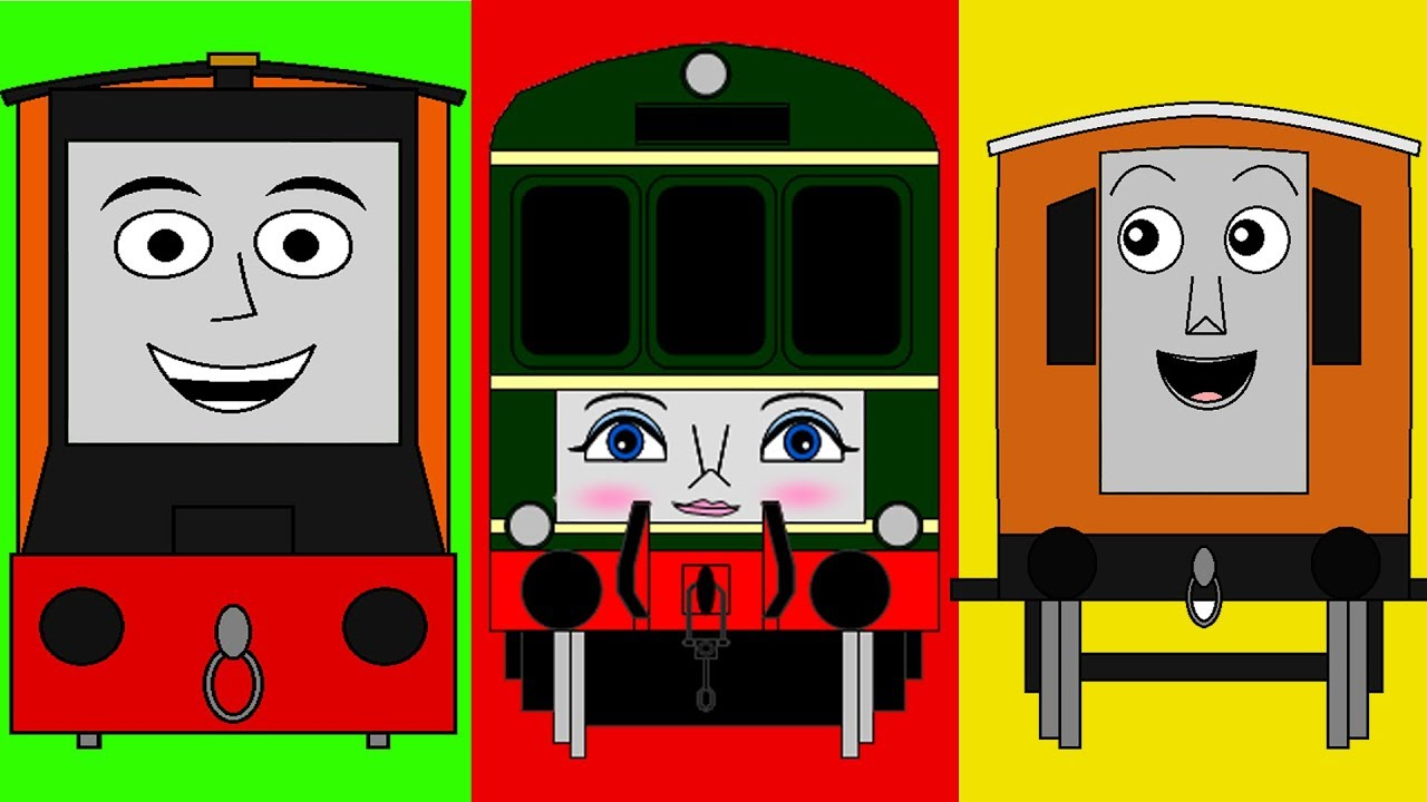 Thomas clipart train head. Learn colors and friends