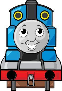 Thomas clipart train head. De trein animaatjes jpg