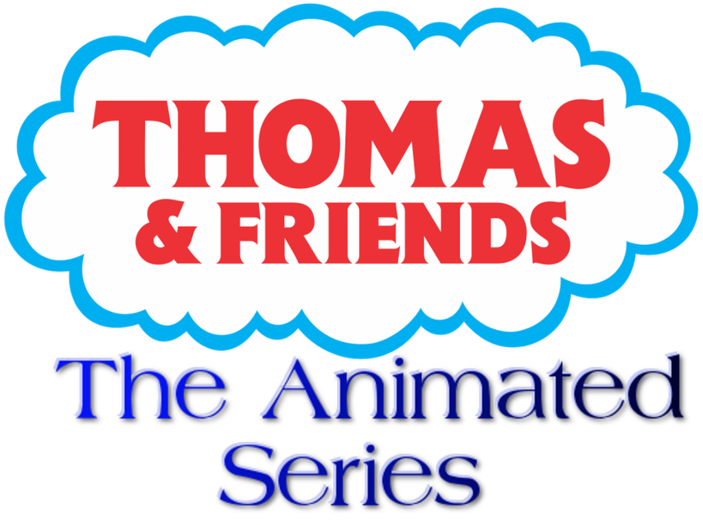 Thomas & friends logo png. And the animated series