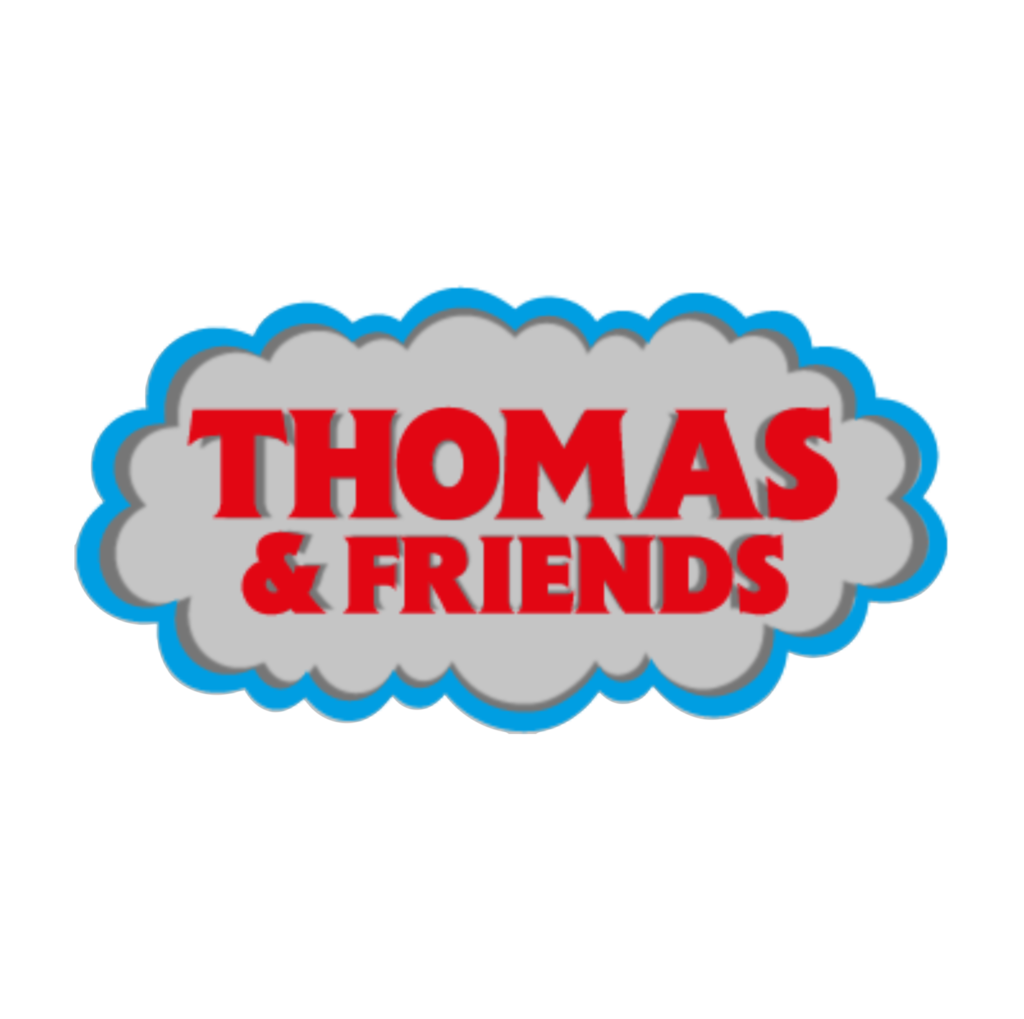 Thomas & friends logo png. The tank engine logos