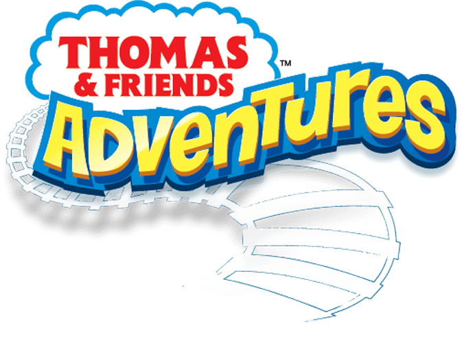 Thomas & friends logo png. Adventures wiki fandom powered