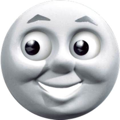 Thomas the tank engine face png. S roblox thomass