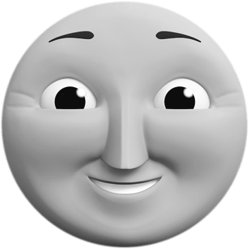 Thomas the tank engine face png. Collection of train