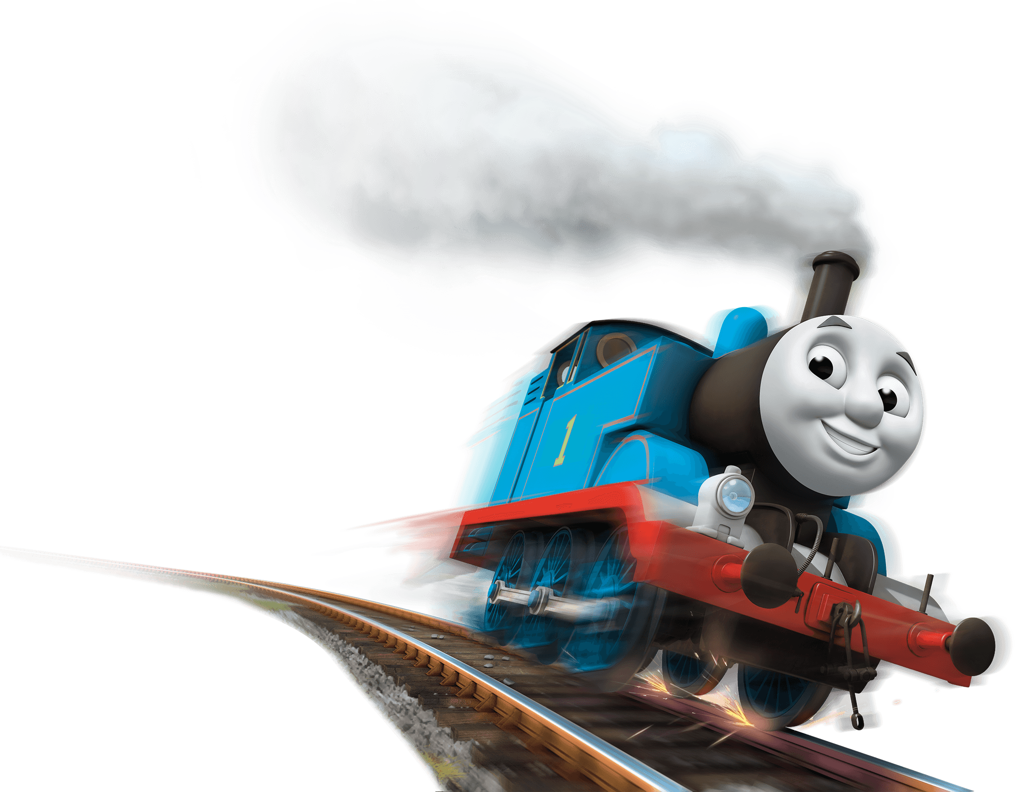 Thomas the train png. Meet friends engines educational