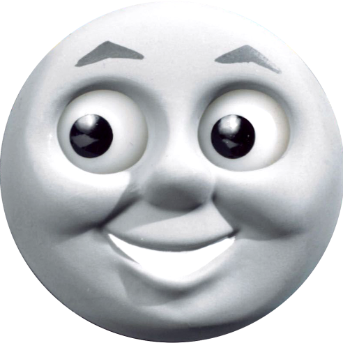 Thomas the train face png. Solo mid tra ns