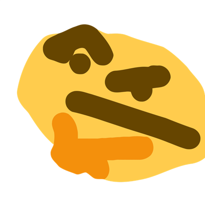 Thonk transparent. Roblox