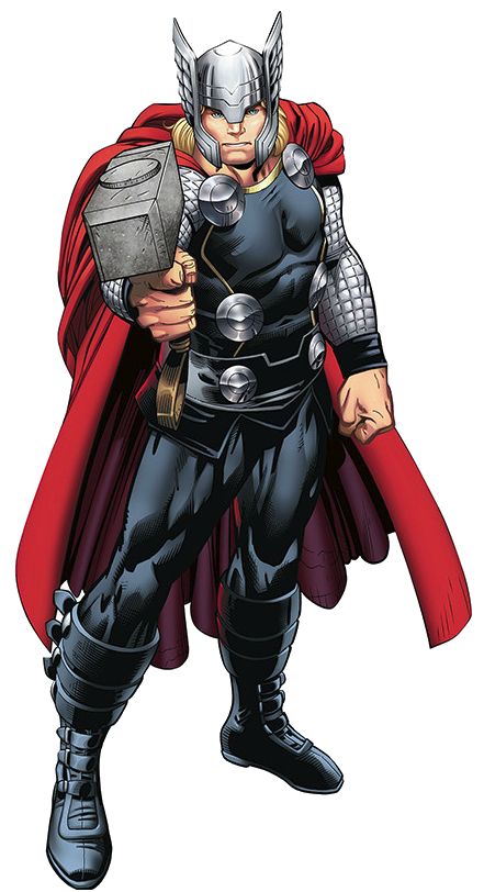 Thor comic png. Image marvel s avengers