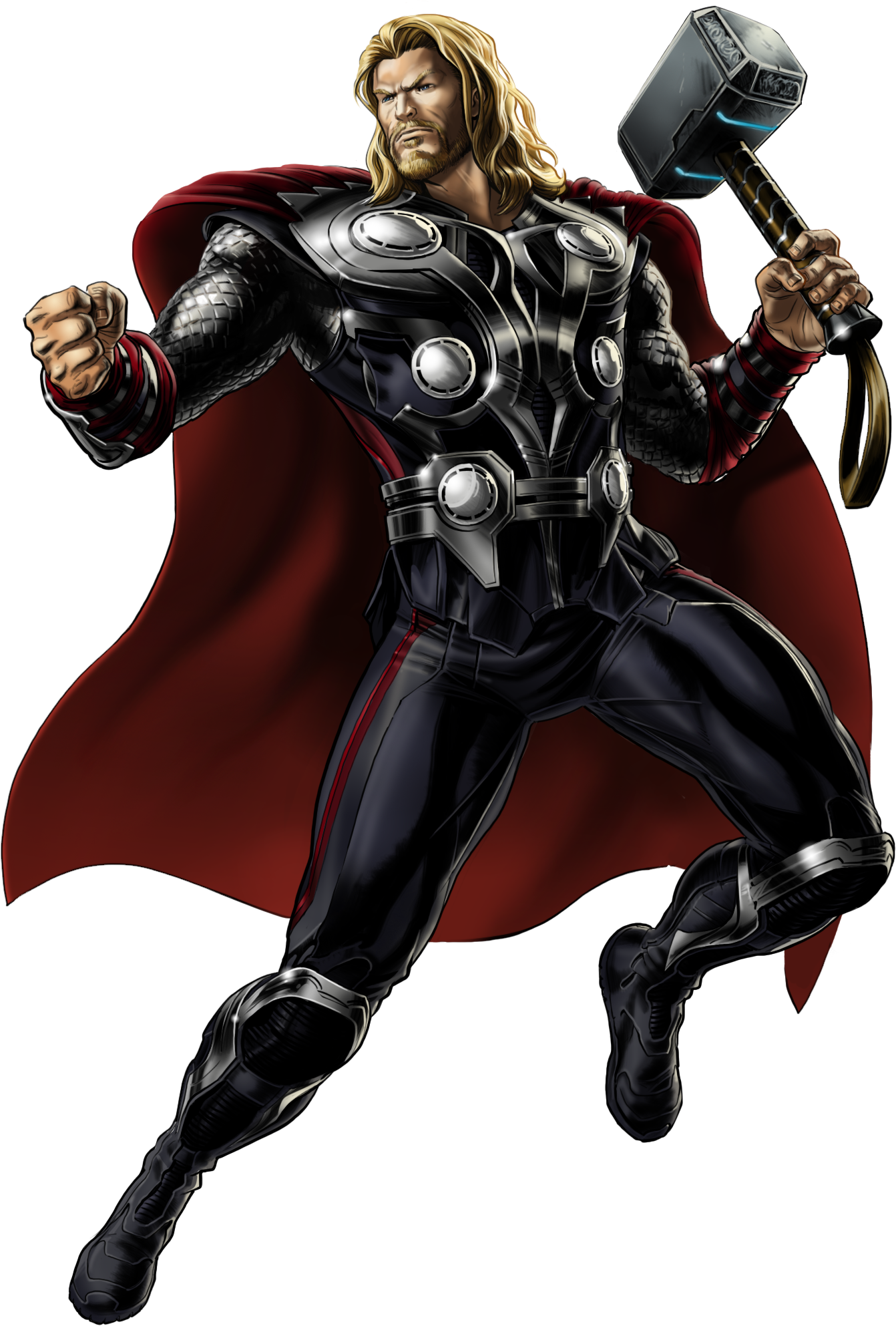Thor marvel png. Image avengers right portrait