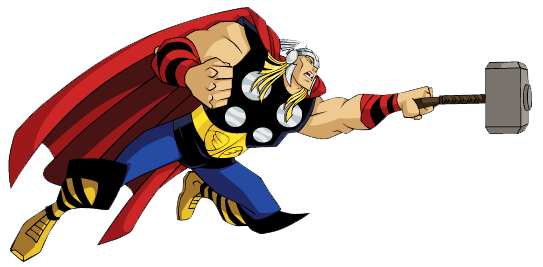 Avengers clip. Free thor cliparts download