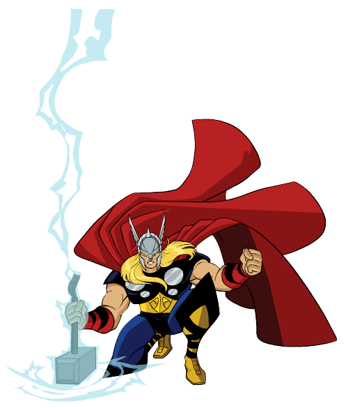 Thor svg animated. Free cliparts download clip