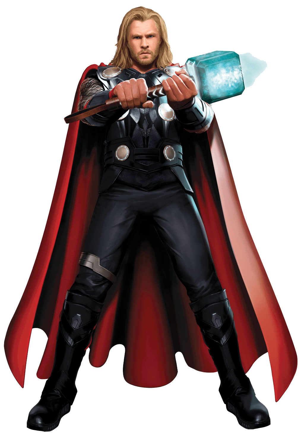 Thor clipart png. Fighting transparent stickpng standing