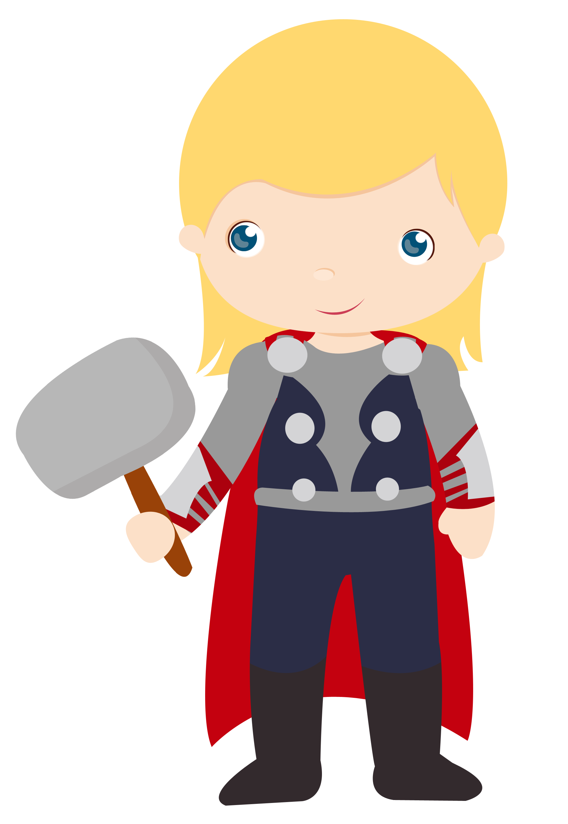 Super her is e. Thor svg animated clip royalty free library