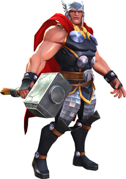 Thor marvel png. Image contest of champions