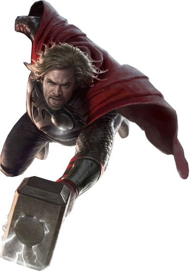 Thor png. Transparent images all free