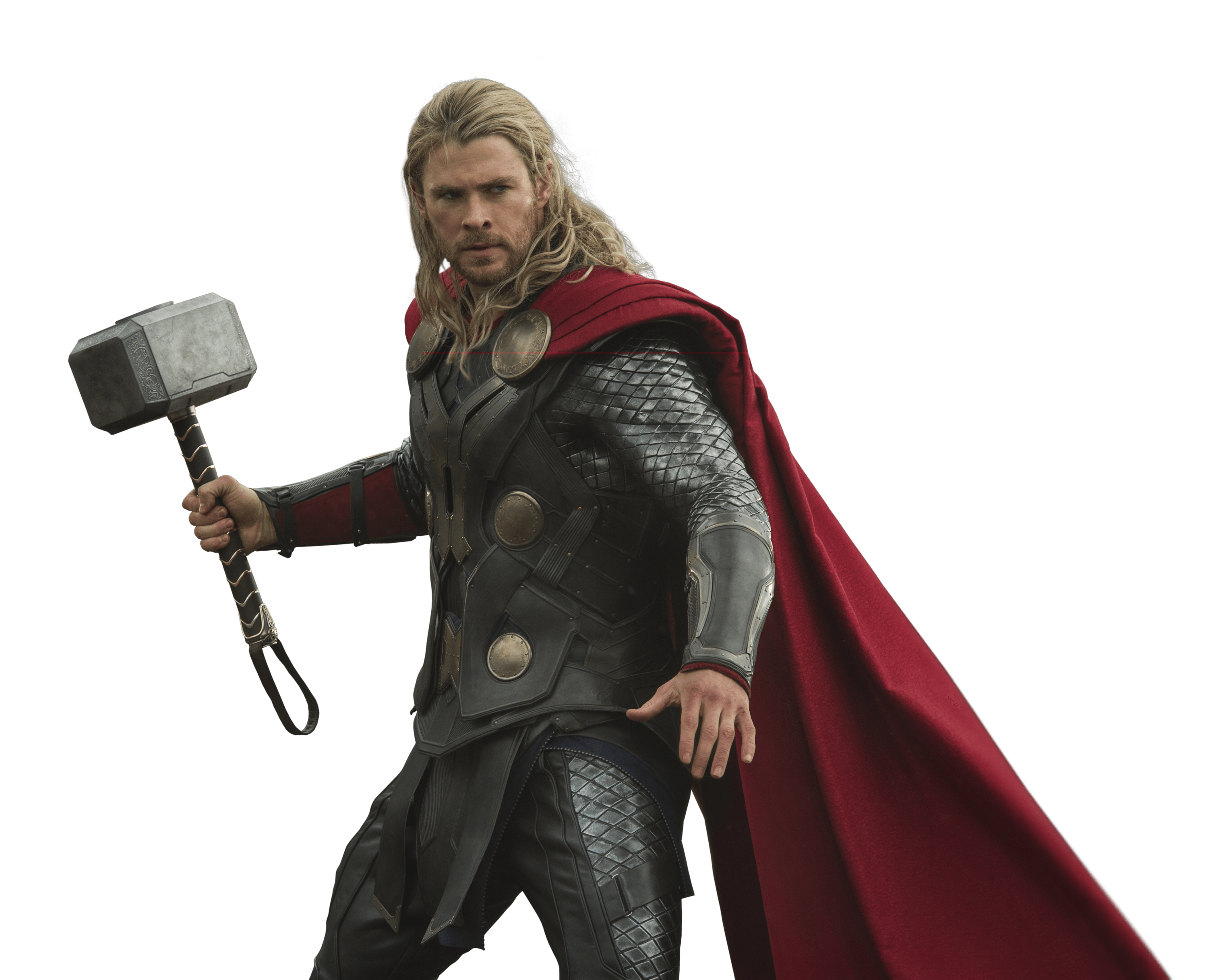 Thor png. Fighting transparent stickpng