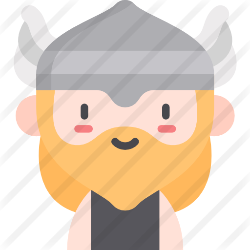 Free cultures icons icon. Thor svg animated vector free