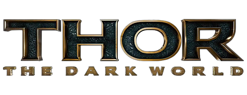 Thor the dark world png. Title logo by dinesh