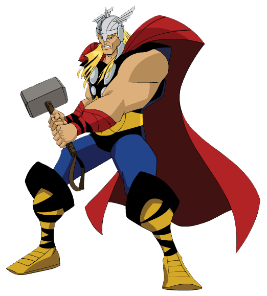 Pin by phreekshow on. Thor svg animated clip art download