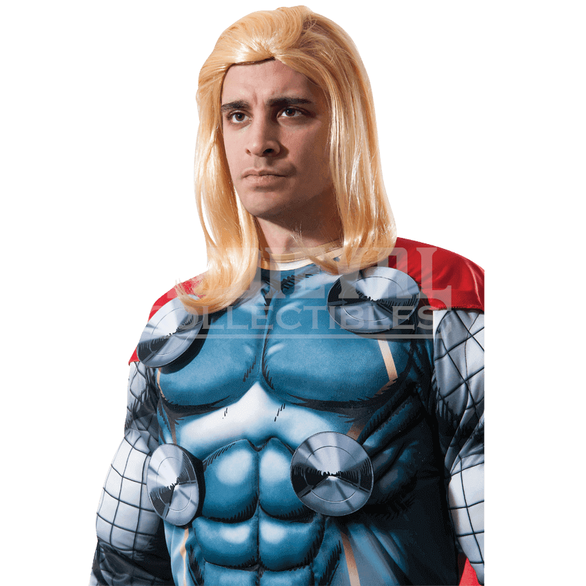 Thor wig png. Adult rc from medieval
