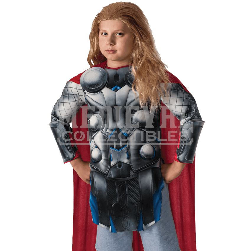 Thor wig png. Kids rc from medieval