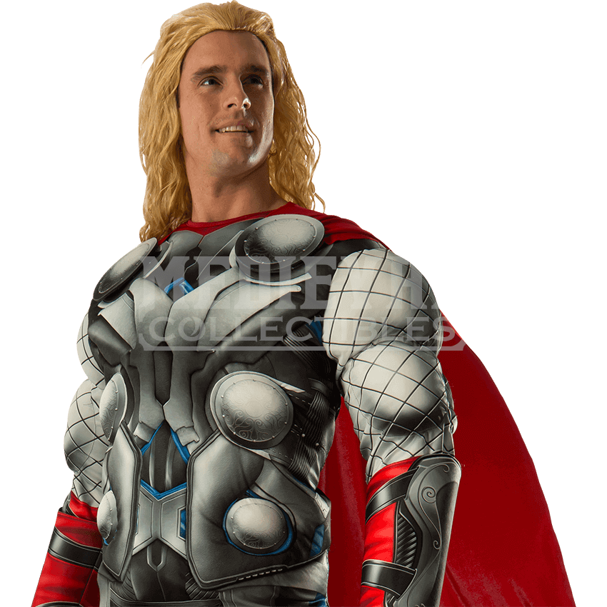 Thor wig png. Age of ultron deluxe