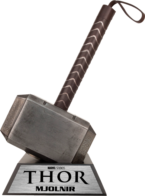 Thor's hammer png. Tinfoil fan theories avengers
