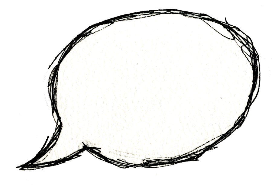 Thought bubble sketch png. The bilingual stories resources