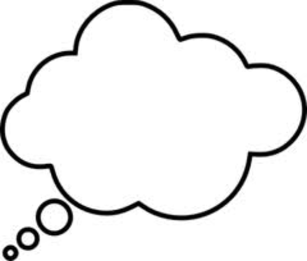 Cloud clipart dream. Free images at clker