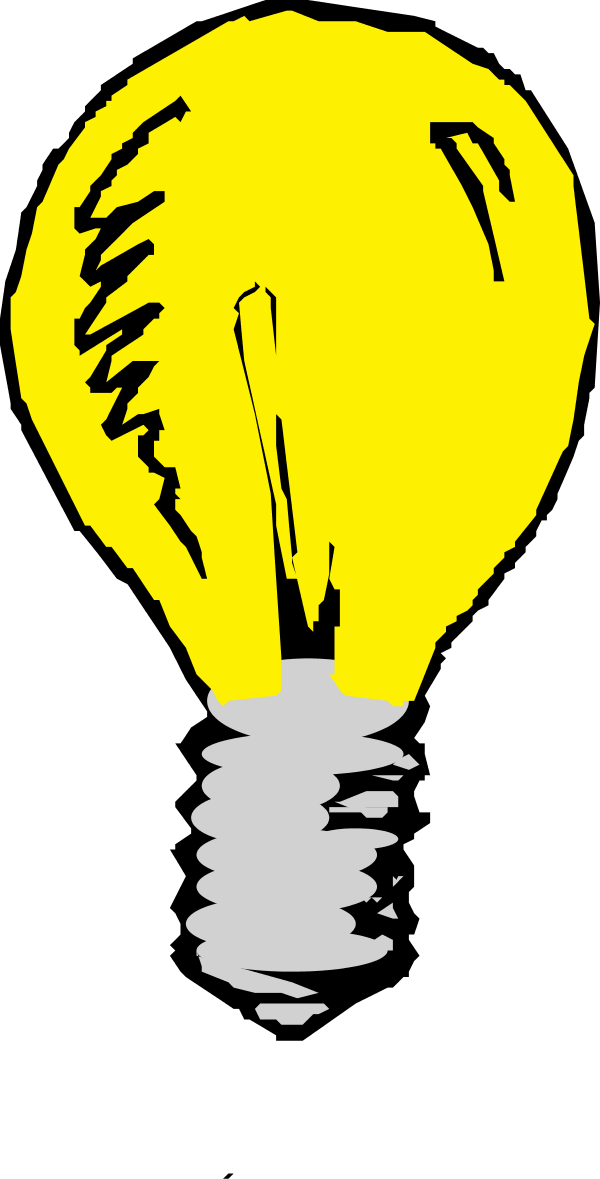 Light bulb vector png. Free images download clip