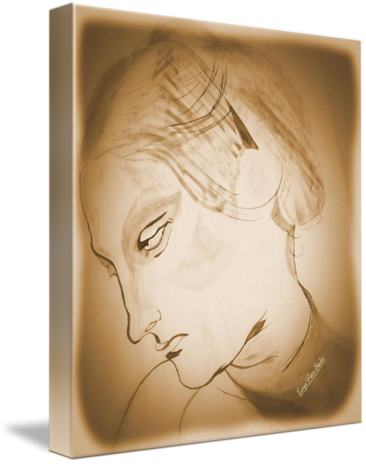 By charlene perret. Thoughts drawing deep clip freeuse download