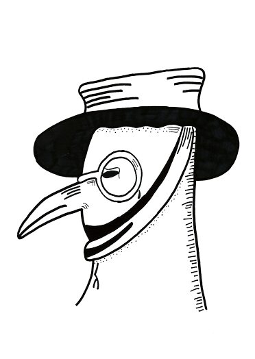 Thoughts drawing eye. Spaceholdertext sandro schmocker doctorpng