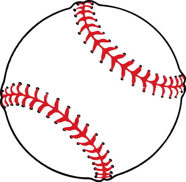 Thread vector baseball. Threads png free