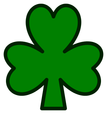 Clover clipart clover patch. Three leaf at getdrawings