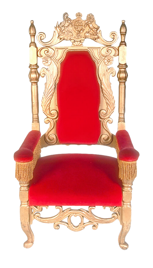 Throne chair png. Wooden transparent image pngpix