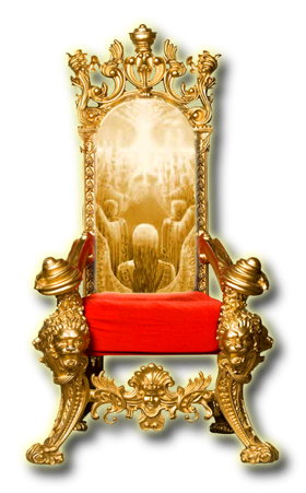 Throne png. Download free transparent image