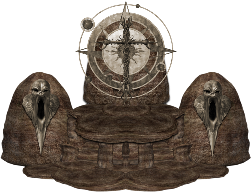 Throne png. Download picture deviantart image