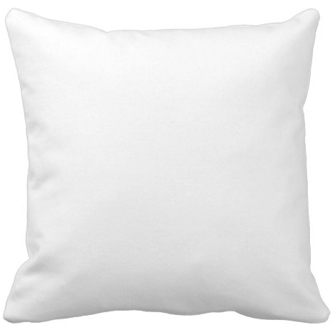 Throw pillow png. Square cover diythinker