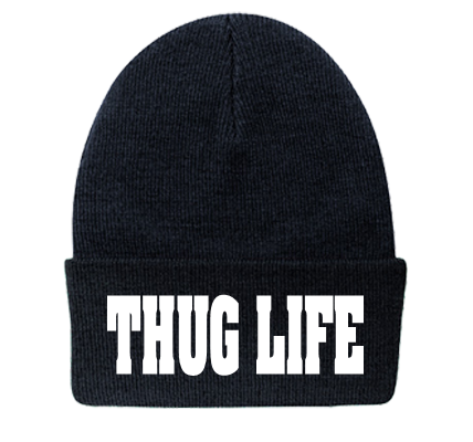 Thug transparent beanie. Life hat image png
