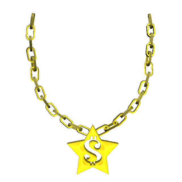 Thug life chain png. D free icons