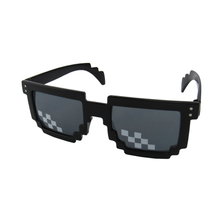 Thug life shades png. Deal with it sunglasses