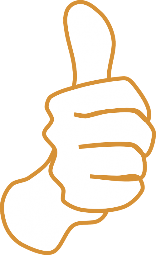 Thumb vector yes. Free photos approve search