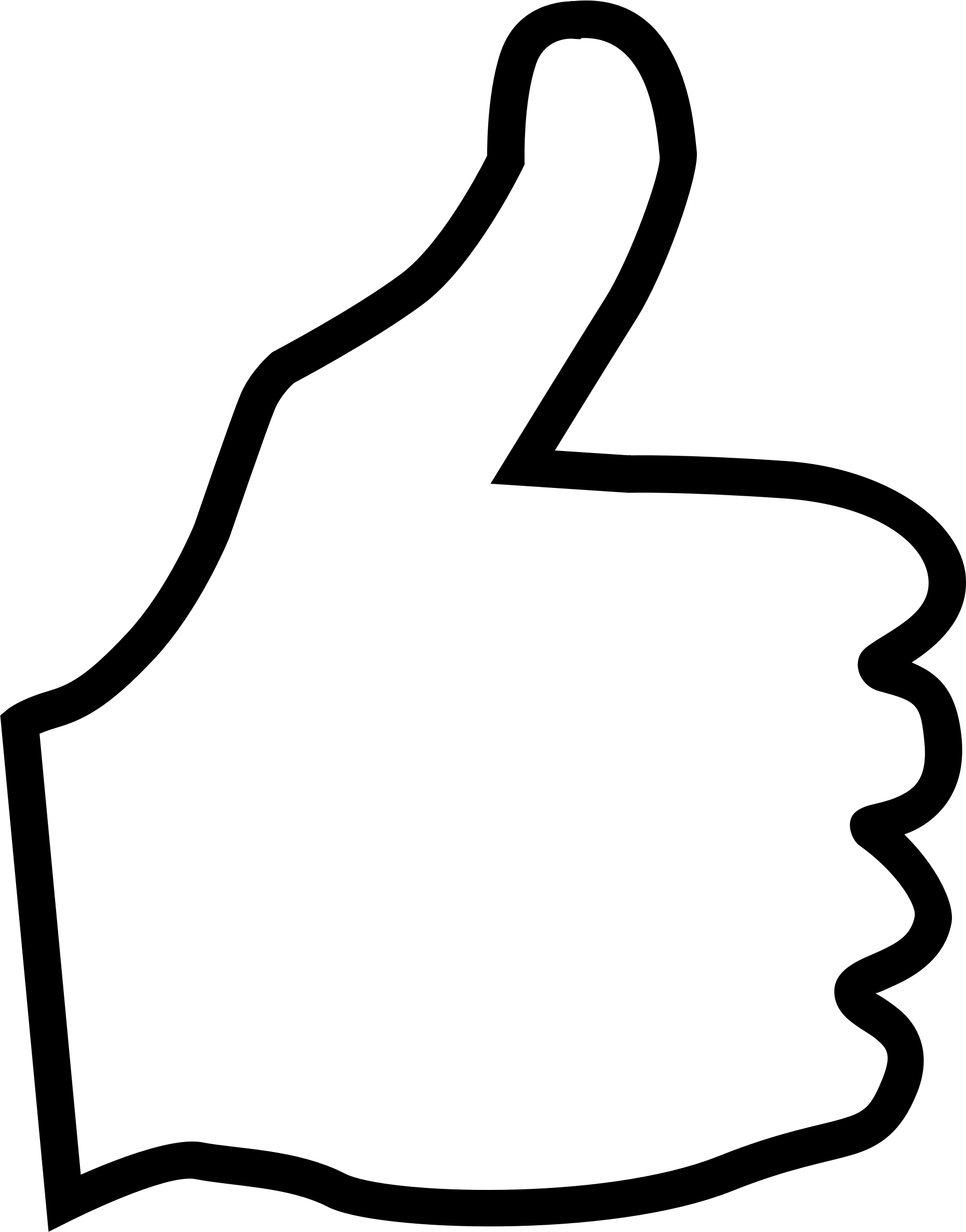 Image thumbs png growtopia. Up vector black and white royalty free stock