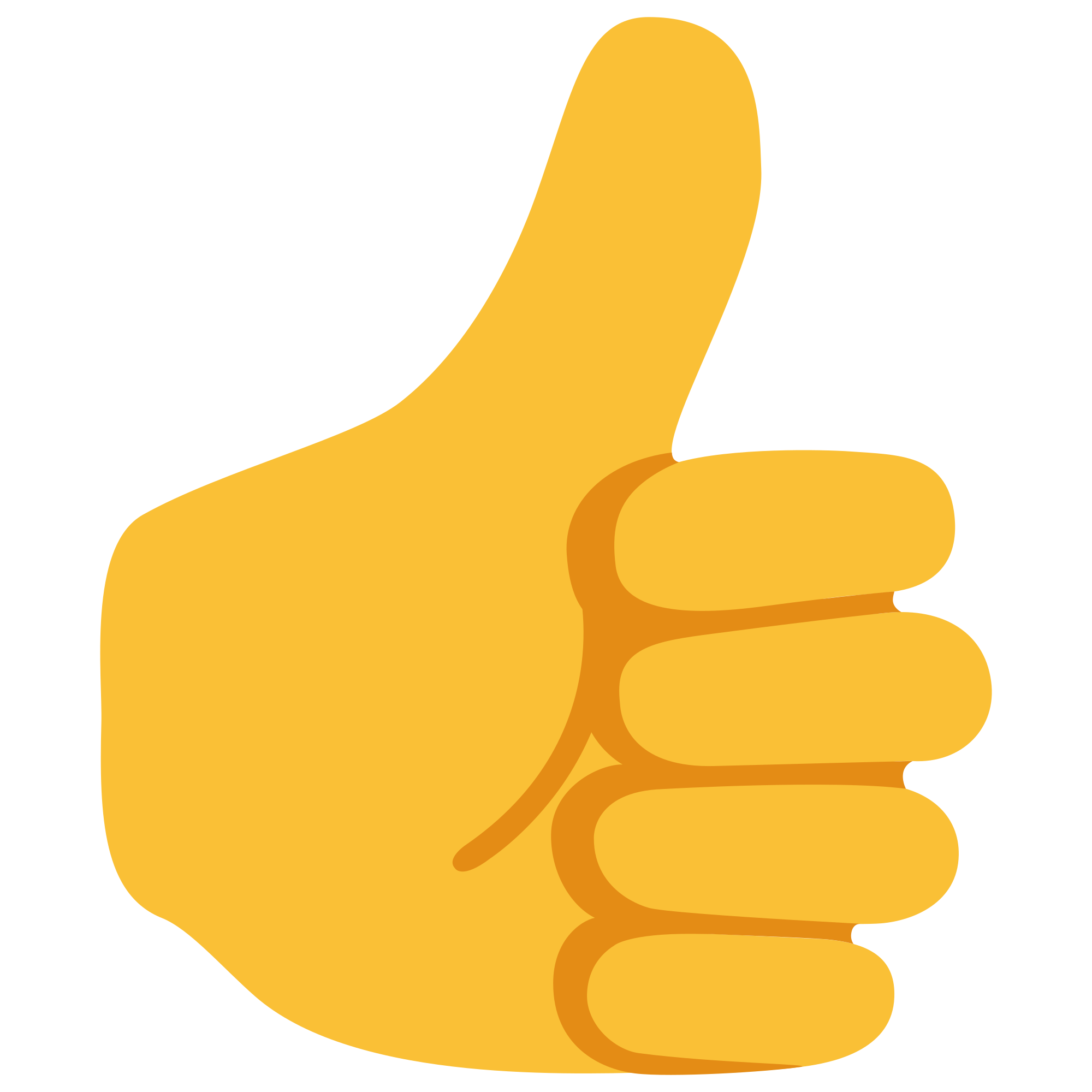 Emoji clipart thumbs up. Png transparent images pngio